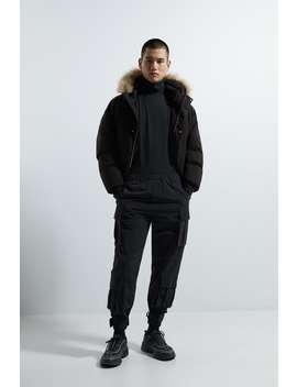 Sorona ® Hooded Puffer Jacket by Zara