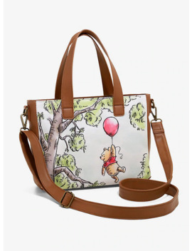 Loungefly Disney Winnie The Pooh Ballon Satchel Bag by Hot Topic