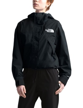 Reign On Water Repellent Hooded Jacket by The North Face
