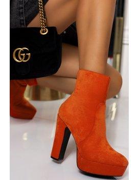 Fashion Find   Orange by Miss Lola