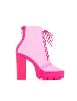 That Girl   Neon Pink by Miss Lola