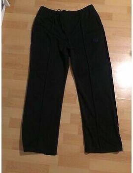 <Span><Span>Needles Medium Black Side Line Centre Seam Pant Poly Goodhood End Porter Dsm</Span></Span> by Ebay Seller