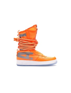 Sf Air Force 1 High Total Orange by Stock X