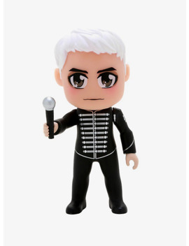 My Chemical Romance Gerard Way (The Black Parade) 4 1/2 Inch Kawaii Titans Vinyl Figure Hot Topic Exclusive by Hot Topic