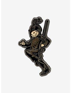 My Chemical Romance Black Parade Leader Enamel Pin by Hot Topic