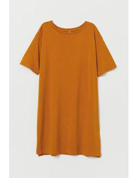 Платье футболка by H&M