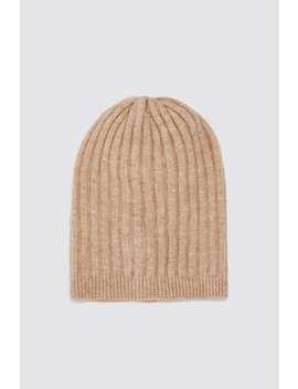 Wool Blend Beanie by Zara