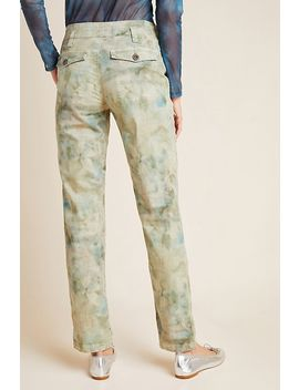 Wanderer Tie Dyed Cargo Pants by Anthropologie