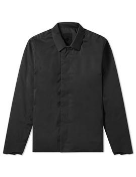 Descente Allterrain Perforated Insulation Shirt Jacket by Descente Allterrain