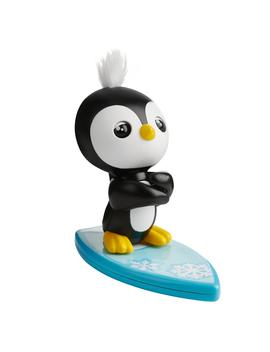 Fingerlings Baby Penguin   Tux (Black And White)   Interactive Toy by Wow Wee