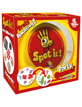 Spot It! Card Game by Asmodee