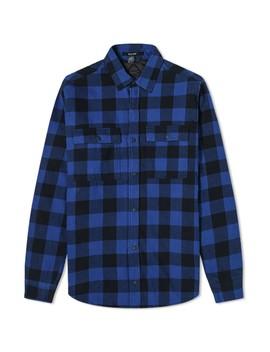 Ksubi Dub Check Padded Shirt by Ksubi
