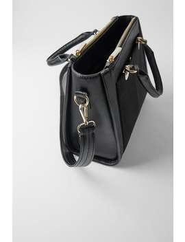 Pocket City Bag by Zara
