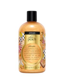 Sparkling White Peach Shampoo, Shower Gel & Bubble Bath by Philosophy