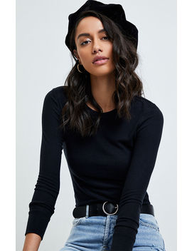 Ps Basics By Pacsun Monday Long Sleeve Top by Pacsun