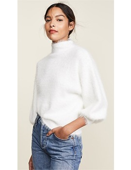 Fuzzy Alder Sweater by Line &Amp; Dot