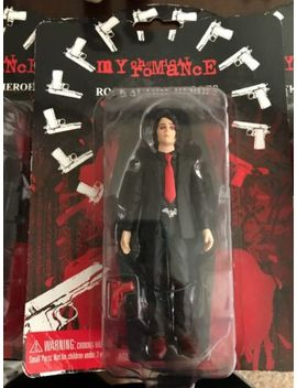 2005 My Chemical Romance Action Figures Full Set by Ebay Seller