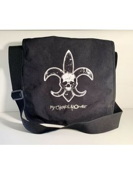 My Chemical Romance Black Parafe Tour Gear 2007 Black Messenger Bag by Ebay Seller