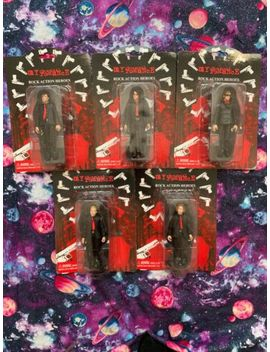 Brand New All 5 My Chemical Romance Action Figures by Ebay Seller