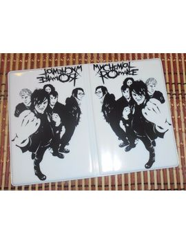 My Chemical Romance   Pvc Passport Cover by Ebay Seller