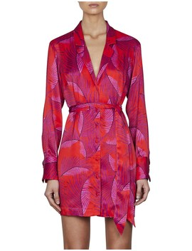 Phoenix Shirt Dress by Shona Joy