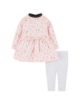 Mini Club Fearne Dress And Legging Set by Mothercare