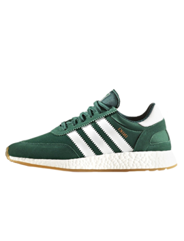 Adidas Iniki Runner Boost Green White | By9726 by The Sole Supplier