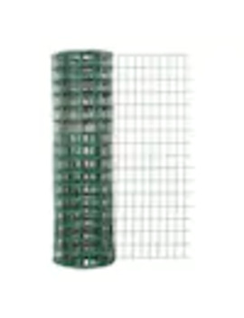 Blue Hawk (Actual: 50 Ft X 4 Ft) Rolled Wire Pvc Welded Wire Rolled Garden Fencing by Lowe's
