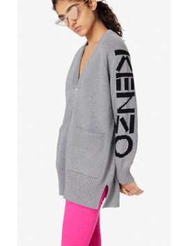 Kenzo Zipped Cardigan by Kenzo