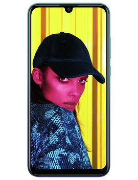 Sim Free Huawei P Smart 2019 64 Gb Mobile Phone   Aurora Blue867/4342 by Argos