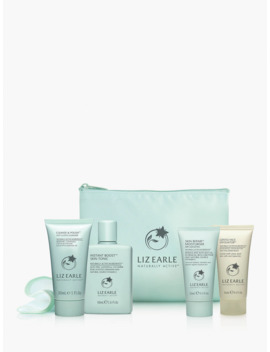 Liz Earle Try Me Skincare Kit, Dry/Sensitive Skin by Liz Earle