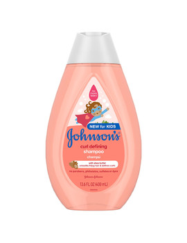 Johnson's Baby Curl Defining Kids' Shampoo With Shea Butter13.6oz by Walgreens