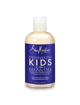 Shea Moisture Kids Marshmallow Root And Blueberry 2 In 1 Detangling Leave In Conditioner8.0 Fl Oz by Walgreens