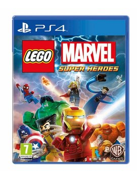 Lego Marvel Super Heroes Ps4 Game157/5857 by Argos