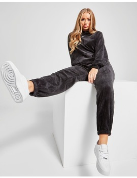 Nike Velour Joggers by Jd Sports