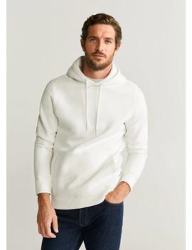 Kangaroo Plush Sweatshirt by Mango