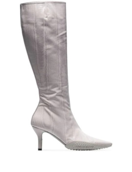 Knee High Sock Boots by Marine Serre