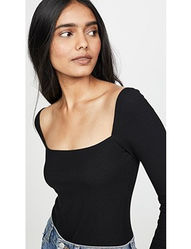 Gaia Bodysuit by Reformation