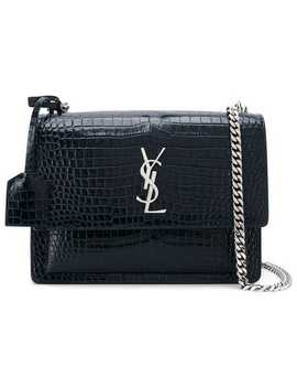 Medium 'sunset Monogram' Satchel by Saint Laurent