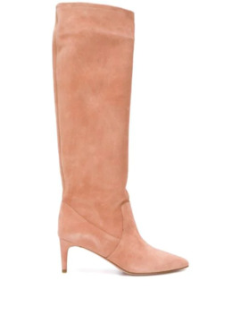 Red(V) Pointed Boots by Red Valentino