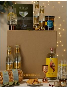 The Alcohol Free Cocktail Gift Box by Selfridges Selection