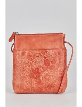 Mabel & Lou Embossed Blazer Bag by Mabel & Lou