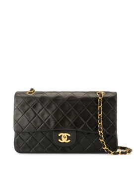 1998 Cc Flap Shoulder Bag by Chanel Pre Owned