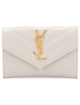 Monogram Small Envelope Wallet by Saint Laurent