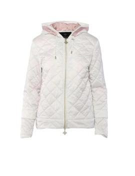 Ladies Spring Twill Hoodie Jacket by Carolina Cavour