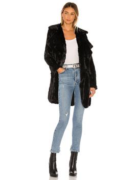 Jack By Bb Dakota Shear Factor Faux Fur Coat by Bb Dakota