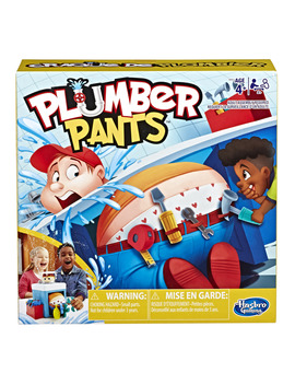 Prank The Plumber! Plumber Pants Preschool Game For Kids Ages 4 And Up by Other Preschool Game