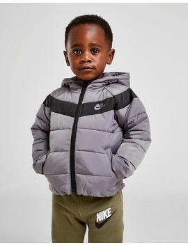 Nike Filled Jacket Infant by Jd Sports