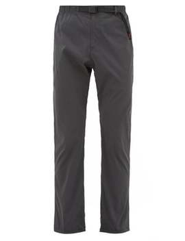 Whitney Technical Nylon Blend Trousers by Gramicci