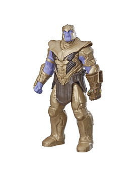Marvel Avengers: Endgame Titan Hero Thanos, Ages 4 And Up by Avengers